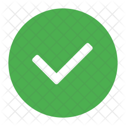 Checkmark Icon of Flat style - Available in SVG, PNG, EPS, AI...